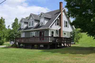 Berkshire, Montgomery, Richford Single Family Home For Sale: 211 S Main Street