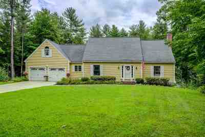 Amherst Single Family Home For Sale: 60 A Merrimack Road