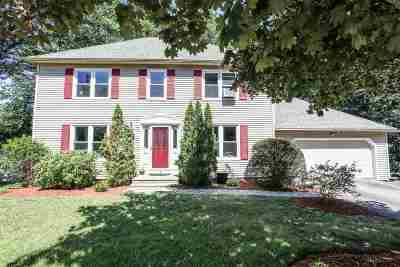 Nashua Single Family Home For Sale: 4 Cardinal Circle