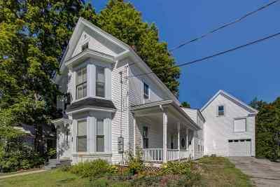 Rochester Multi Family Home For Sale: 65 Washington Street