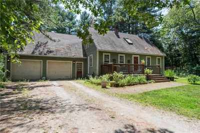 Wells Single Family Home For Sale: 19 Settlers Retreat Road