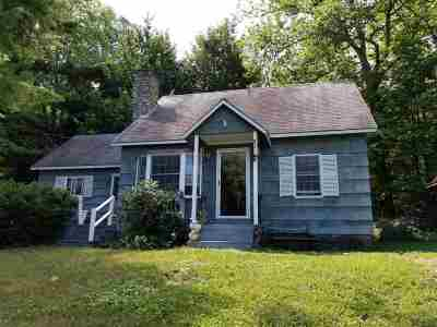 Alton Single Family Home For Sale: 1653 Mt. Major Highway