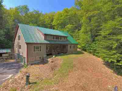 Carroll County Single Family Home For Sale: 98 Littlefield Road