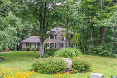 Bedford Single Family Home Active Under Contract: 14 Lancaster Lane
