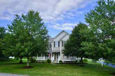 Bedford Single Family Home Active Under Contract: 15 Barnside Drive