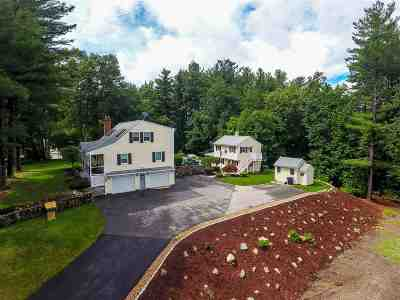 Nashua Single Family Home For Sale: 19 Conant Road