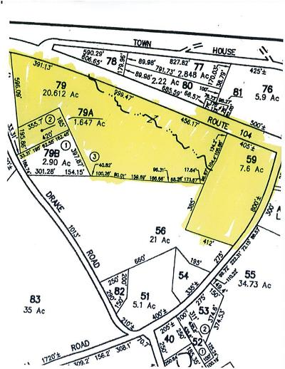 New Hampton Residential Lots & Land For Sale: Nh Route 104