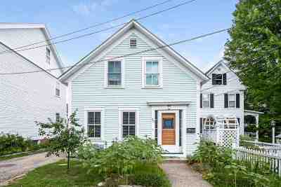 Concord Single Family Home Active Under Contract: 30 Jackson Street