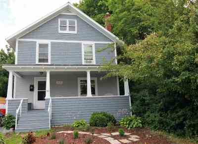 St. Albans City Single Family Home For Sale: 50 Ferris Street