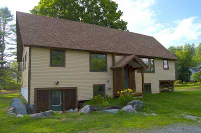 Stowe Single Family Home For Sale: 78 Strom Farm Lane