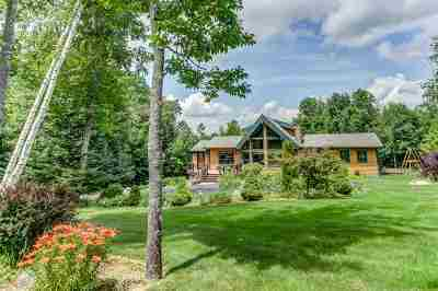 Franconia Single Family Home Active Under Contract: 127 Kerr Road