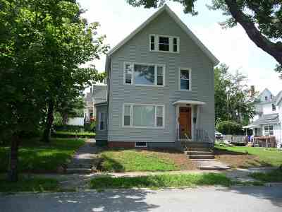 Manchester Multi Family Home For Sale: 874 Union Street