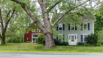 Henniker Multi Family Home For Sale: 956 Old Concord Road