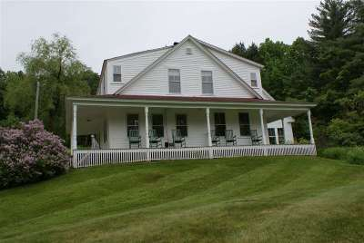 Bethlehem NH Single Family Home For Sale: $265,000