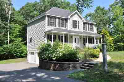Derry Single Family Home Active Under Contract: 45 Floyd Road