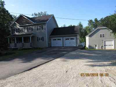 Hooksett Single Family Home For Sale: 20 Prescott Heights Road