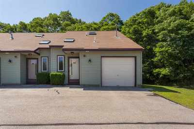 Dover Condo/Townhouse Active Under Contract: 48 Tideview Drive