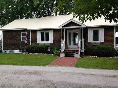 Alburgh Single Family Home For Sale: 65 Cleland North