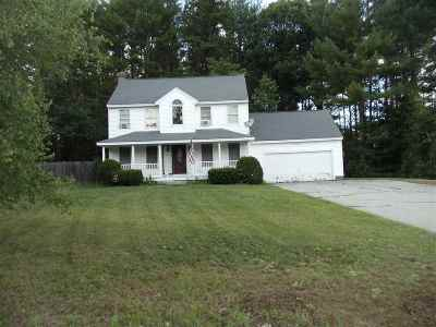 Milford Single Family Home For Sale: 16 Ches-Mae Lane