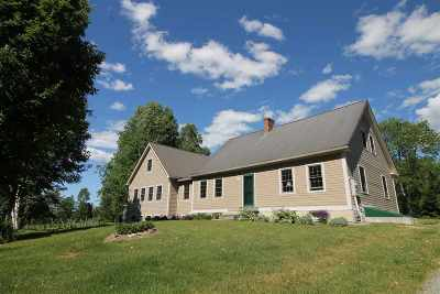 Bath Single Family Home For Sale: 253 Hill Road