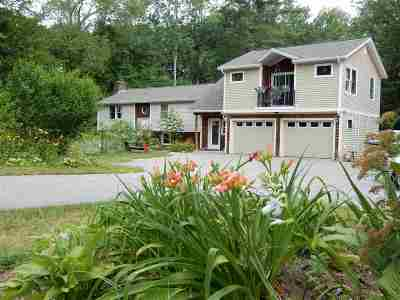 Single Family Home Active Under Contract: 93 Winnicutt Road