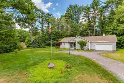 Wolfeboro Single Family Home For Sale: 673 N Main Street