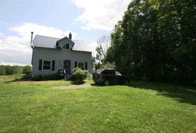 Hardwick Single Family Home Active Under Contract: 372 Slapp Hill Road