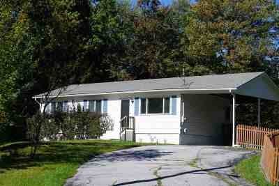 Milton Single Family Home For Sale: 1 Beaver Brook Road
