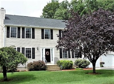 Nashua Single Family Home For Sale: 4 Whittemore Pl.