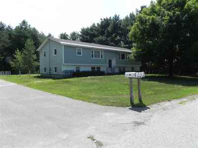 Chittenden County Multi Family Home For Sale: 62 Heritage Lane Lane