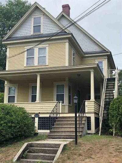 Hopkinton Multi Family Home For Sale: 13 Penacook Street
