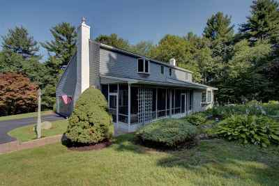 Dover Single Family Home For Sale: 9 Country Club Estate