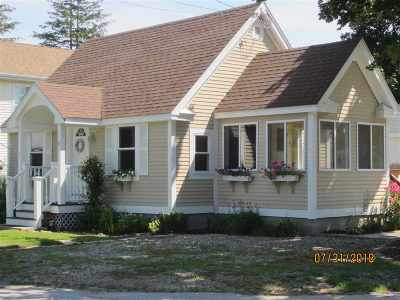 Single Family Home Active Under Contract: 11 Acadia Avenue