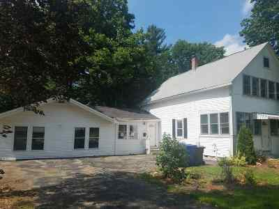 Hudson Single Family Home Active Under Contract: 37 Riverside Drive