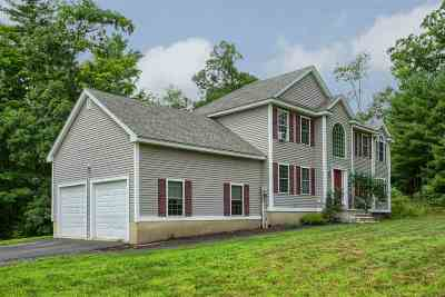 Derry Single Family Home For Sale: 24 Lampton Drive