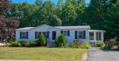Strafford County Mobile/Manufactured Active Under Contract: 32 Sagamore Lane