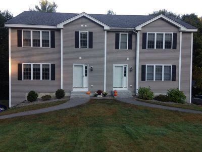Epping Condo/Townhouse Active Under Contract: 44 Rollins Road #A