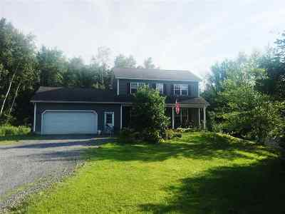 Fairfax Single Family Home For Sale: 66 Gaudette Farm Road