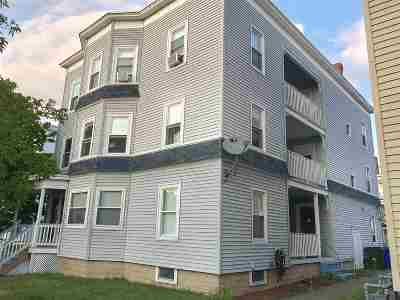 Manchester Multi Family Home For Sale: 517-519 Hevey Street
