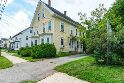 Dover Multi Family Home For Sale: 16-18 East Concord Street