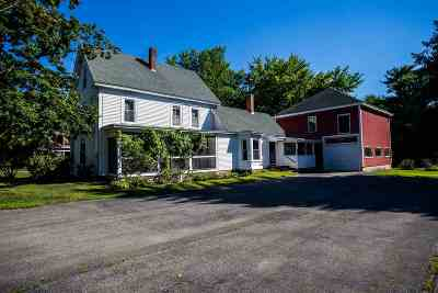 Strafford County Single Family Home Active Under Contract: 164 Brock Street
