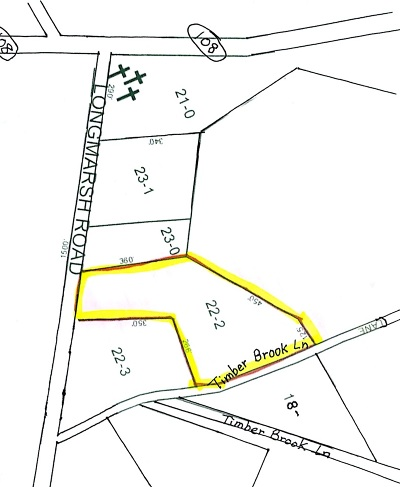 Strafford County Residential Lots & Land For Sale: 9 Timberbrook Lane