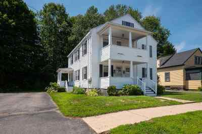 Dover Multi Family Home For Sale: 78 Sixth Street #A/B