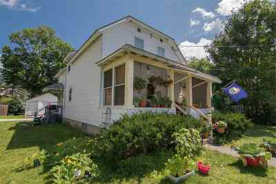 Lincoln Single Family Home For Sale: 38 School Street