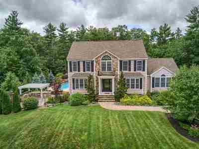 Windham Single Family Home Active Under Contract: 19 Jackman Ridge Road