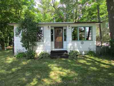 Highgate Single Family Home For Sale: 4975 Us Route 7 Route