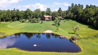Newbury Single Family Home For Sale: 190 Stoney Brook Road