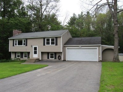 Litchfield Single Family Home Active Under Contract: 117 Page Road