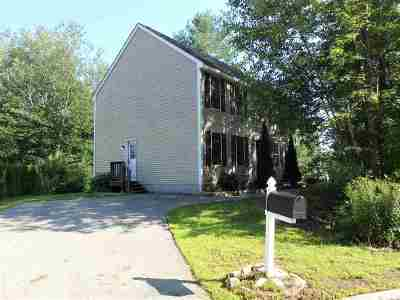 Strafford County Single Family Home For Sale: 3 Chadwick Lane