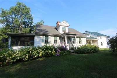 Barnet Single Family Home Active Under Contract: 173 McKinley Drive